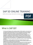 SAP SD  online training | Online SAP SD  Training in usa, uk, Canada, Malaysia, Australia, India, Singapore