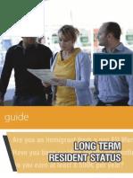 EU Long Term Residence Permit