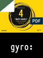 Gyro b2b Checklist 1.16.14