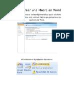 Como Crear una Macro en Word.pdf