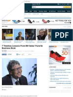7 Timeless Lessons From Bill Gates' Favorite Business Book - Yahoo India Fin