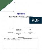 AEC-6910 en-50155 Test Report