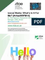 Social Media WIIFM