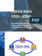 Token Ring Fddi Cddi