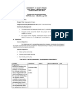 CDP Format 2014