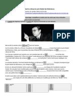 France Info - 22 octobre 1964, Sartre refuse le prix Nobel de littérature.pdf