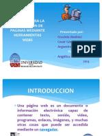 CRITERIOS PARA LA ELABORACION DE PAGINAS.ppt