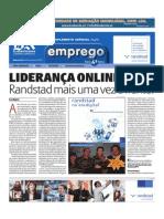 Randstad Portugal | Liderança Online | Diário de Notícias