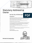 Statutory Addressing Charter