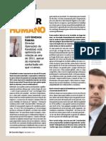 O Pilar Humano | Entrevista de Luis Gonzaga | Executive Digest