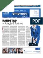 Randstad Aviação & Turismo | Especialização de Sucesso | Pedro Rosado | JN