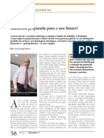 Randstad preparada para o seu futuro! | Luis Gonzaga Ribeiro | Revista Pessoal Gold
