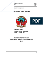 Analisa Zat Padat Kenny (2).doc