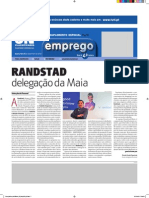 Randstad | Conheça a Delegação da Maia | Ricardo Figueiredo | Jornal JN