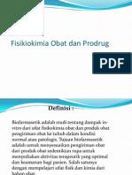 Hub Sifat Fisikokimia Obat Dan Prodrug