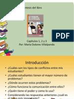 resumen del libro la solucion de conflictos en la escuela.pptx