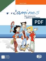 Vitamines Grammaire FRANCAIS