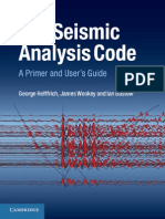 Seismic Analysis Code