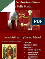 la quete des chevaliers et dames de la TR.ppt