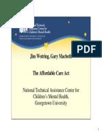 ACA Overview PPT Handouts
