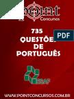 735 - Questões de Português - ESAF.pdf