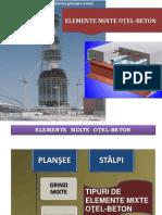 Elemente Mixte Otel Beton 1