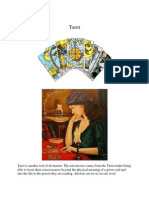Tarot History and 22 Major Arcana