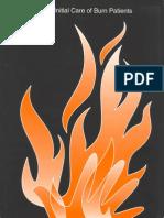 Burn Patients Initial Care