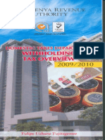 Withholding Tax Overview