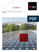 JLL Shedding Light on PV