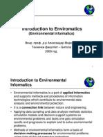 Enviromatics01 - Introduction