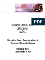 Regulacion ambiental en Mineria Mexicana.pdf
