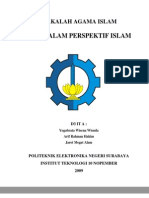 MAKALAH AGAMA HAM DALAM PERSPEKTIF ISLAM.docx