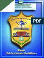Manual Club de Asistentes de Biblioteca