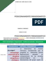 POSICIONAMIENTO PARADIGMÁTICO.pptx