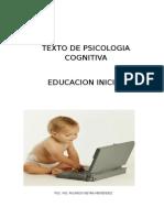 TEXTO DE PSICOLOGIA COGNITIVAINI.odt