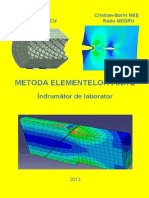 Indrumator Laborator Metoda Elementelor Finite.pdf