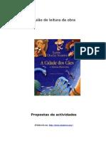 CIDADE DOS CÃES - GUIÂO DE LEITURA.doc