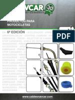 Catalogo Guayas Cables Motos NAVCAR