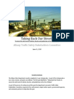 TrafficSafetyStakeholdersRecommendations June 4