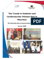 Diabetes Care in Mauritius
