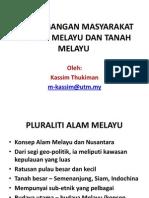 MASYARAKAT TANAH MELAYU