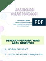 3-asas biologi dalam psikologi
