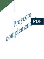 proyecto complementario y PEA.docx