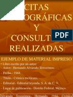 04E CITAS BIBLIOGRÁFICAS Y CONSULTAS REALIZADAS.ppt