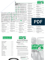 Downtown Dayton Parking Map