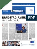 Randstad Aveiro | Ventos de Feição | Artigo de Paula Oliveira Marques | Jornal de Notícias
