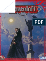 TSR 1108 - Ravenloft Campaign Setting, 2nd Ed