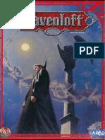 TSR 1108 - Ravenloft Campaign Setting, 2nd Ed