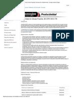 Seguridad en Grúas Puente, Requisitos de Inspección y Mantenimiento - Grainger Industrial Supply.pdf